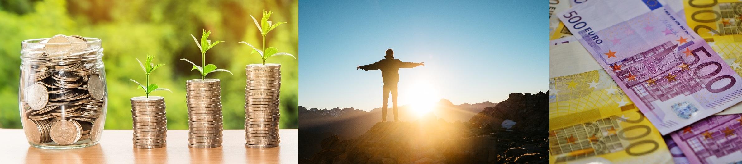 Network Marketing & Empfehlungsmarketing mit Pflanzenpower - ehrlich, ethisch, nachhaltig Logo